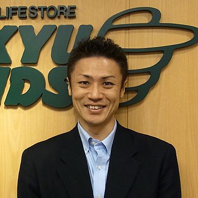 株式会社東急ハンズ デジタル戦略部長 本田浩一様