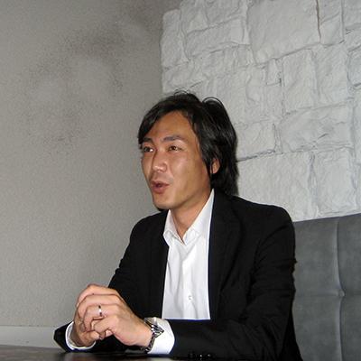 楽天市場事業<br />佐藤 敏春様
